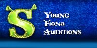 Auditions for Young Fiona